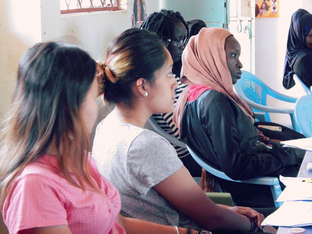 Kwacha Afrika Exchange Program