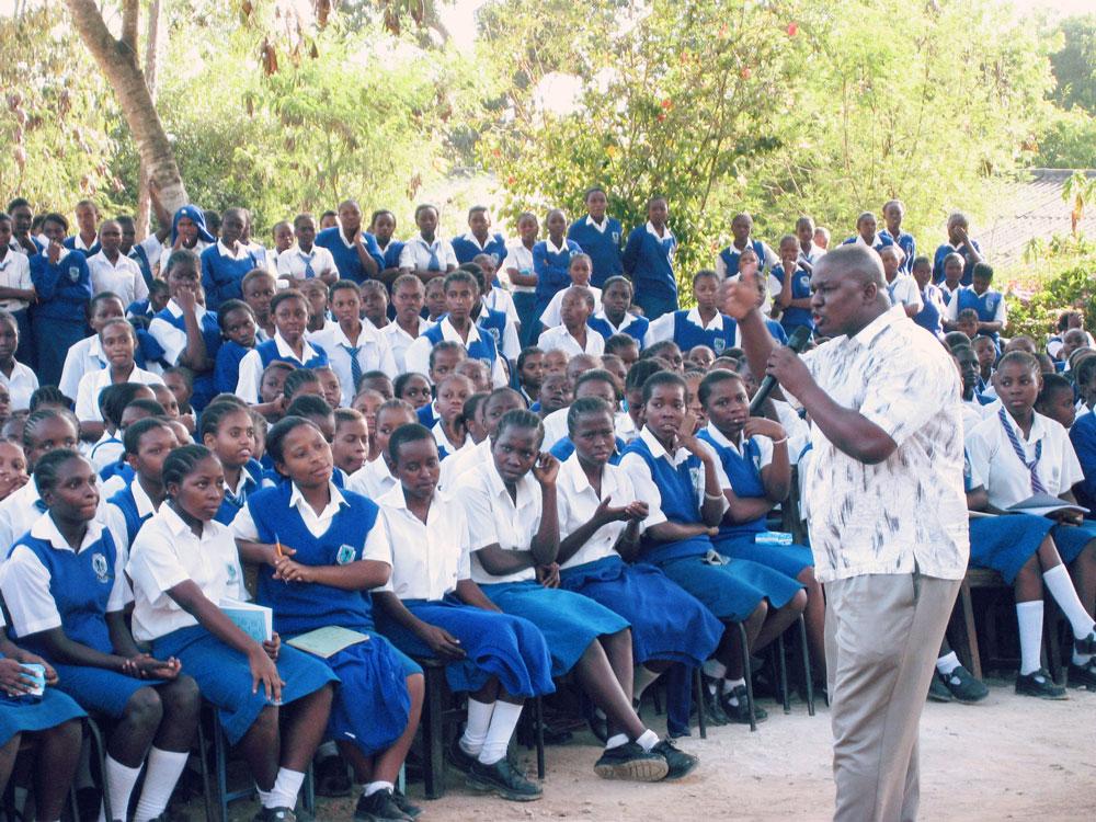 School Mentorship Programme